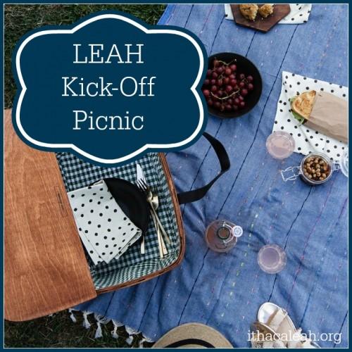 Ithaca LEAH: Kick- Off Picnic
